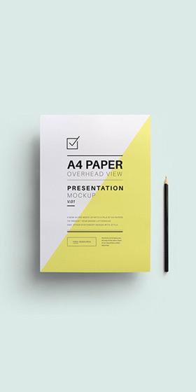 A-4 Paper